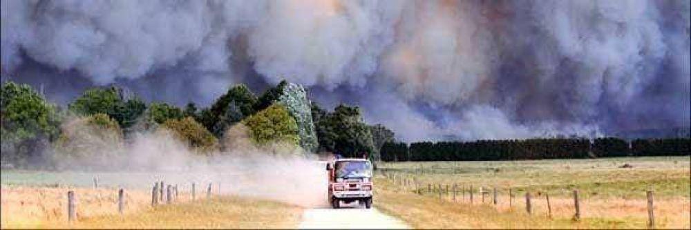 El número de muertos por los incendios en Australia llega a 128