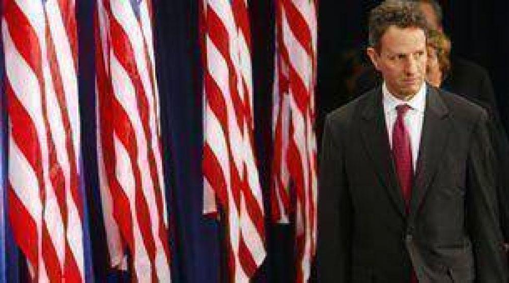 EEUU: Tesoro posterga anuncios de rescate bancario