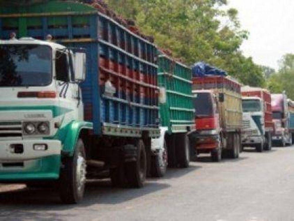 El transporte de cargas pide que se declare la emergencia para el sector