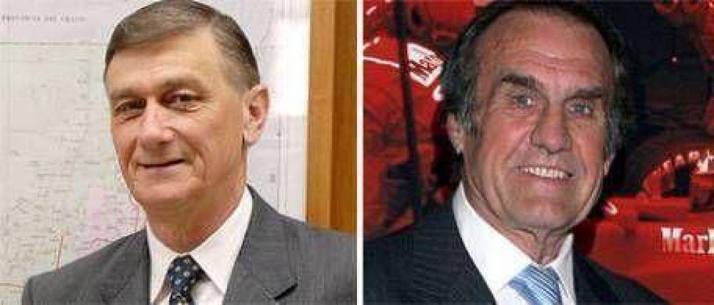 Binner cargó contra Reutemann: lo responsabilizó por las muertes en la represión de 2001 y por las inundaciones