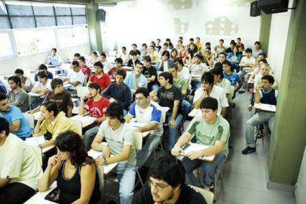 Comienza el curso de ingreso en la UNNOBA.