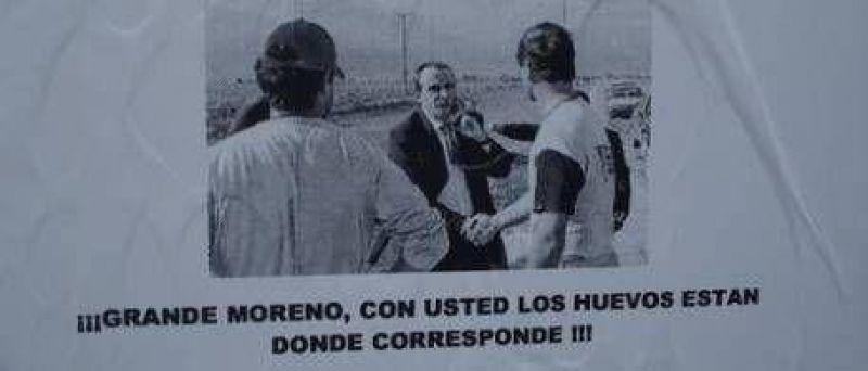 INDEC: llamativos afiches en defensa de Moreno