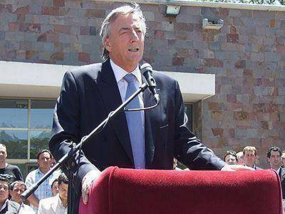 Kirchner encabezará un plenario en Adrogué.