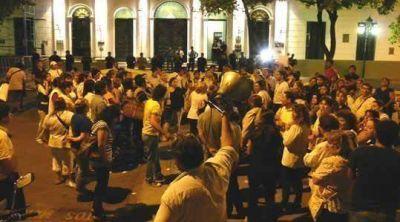 Docentes Indignados inauguran calendarios de protestas