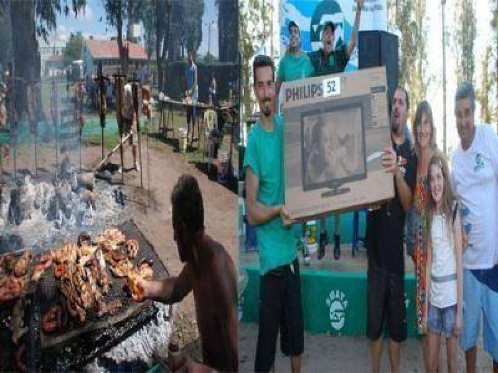 FUE MULTITUDINARIO EL FESTEJO DEL DÍA DEL MECÁNICO EN EL SMATA