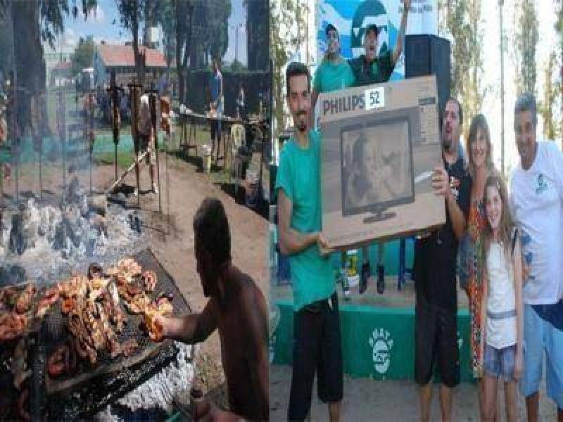 FUE MULTITUDINARIO EL FESTEJO DEL D�A DEL MEC�NICO EN EL SMATA