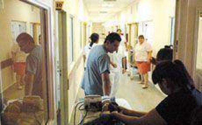 El viejo Hospital de Niños cesó definitivamente sus actividades.