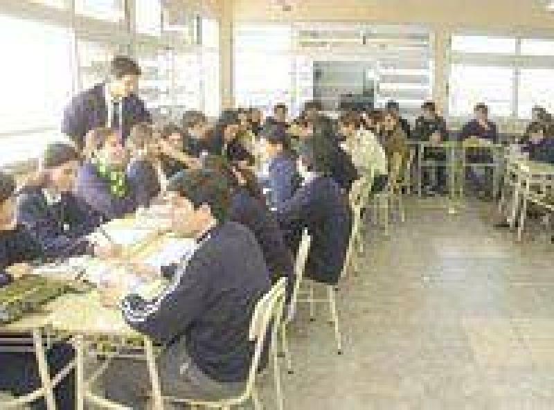 Cómo será el inicio de la transición a la nueva educación secundaria.