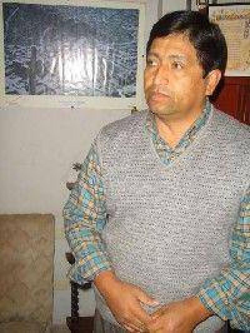 Ocho candidatos buscan reemplazar a Jesús Albarracín