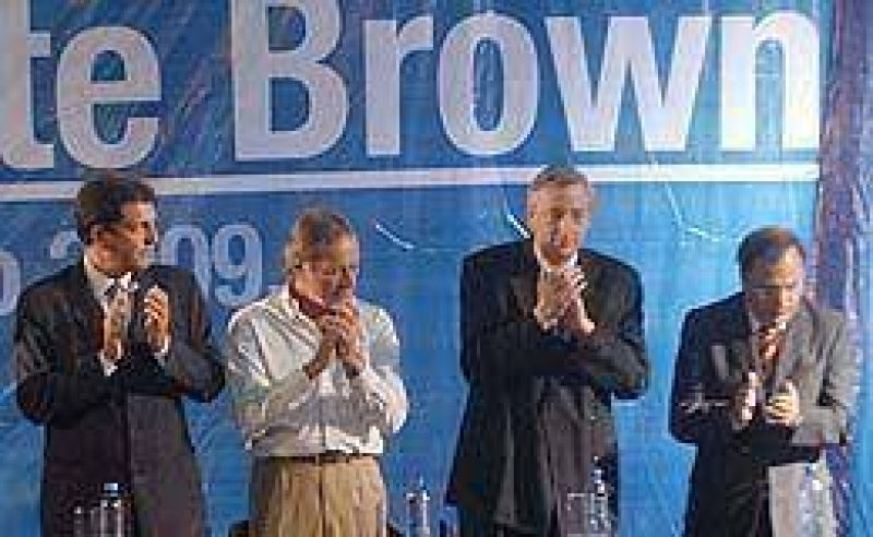Kirchner pidió votarle en octubre a Cristina