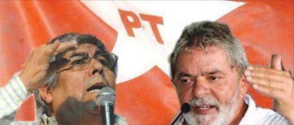 ¿Puede Moyano armar un partido como el de Lula?