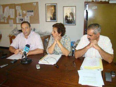 Unión Pro responsabilizó al oficialismo y a Martín Pérez por el aumento en las tasas