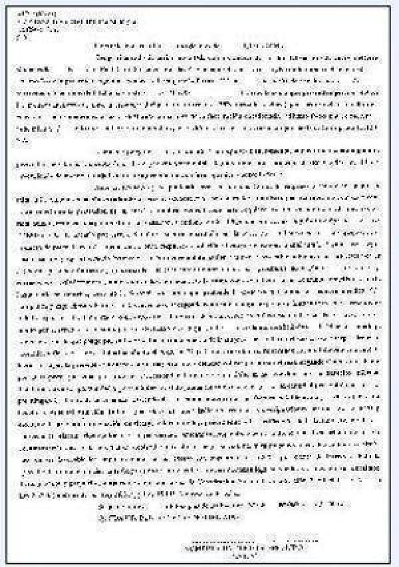 Una carta para frenar el aumento de Edesur