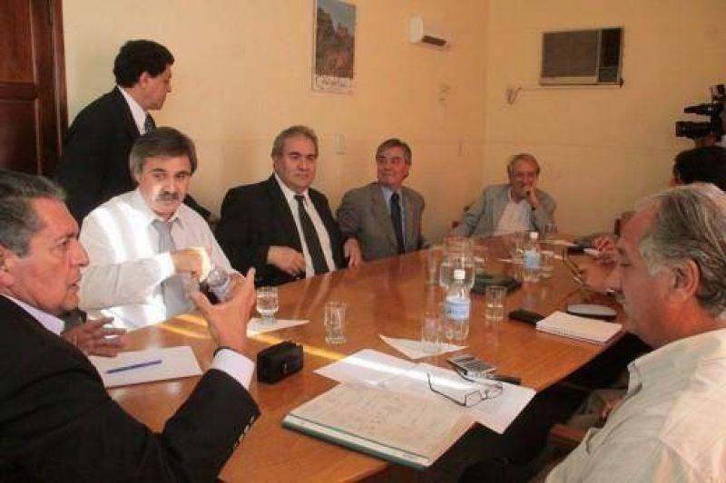 No hubo acuerdo entre el Gobierno y Uepc