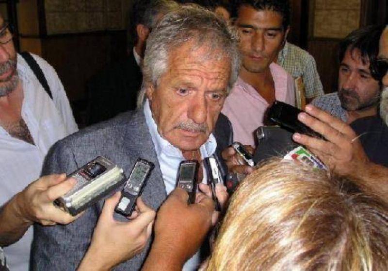 Río Negro: Saiz abordó con periodistas temas de economía, seguridad y conflicto docente.
