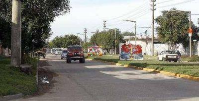 Deberán realizar los desagües antes de las obras de asfalto en Quequén