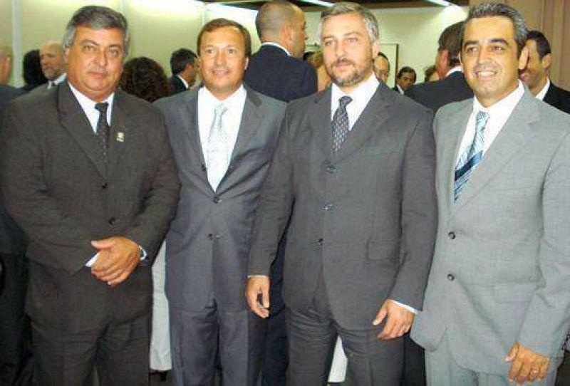 El a�o electoral 2009 del intendente Carlos Selva.