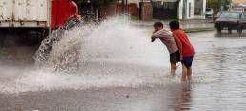 El clima no da tregua y Rosario volvió a padecer otro día crítico