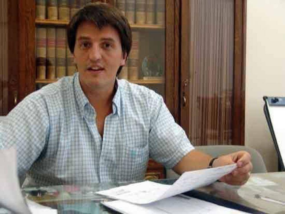 Nicolini se mostró positivo con las gestiones en materia de seguridad, aunque por ahora son solo promesas.