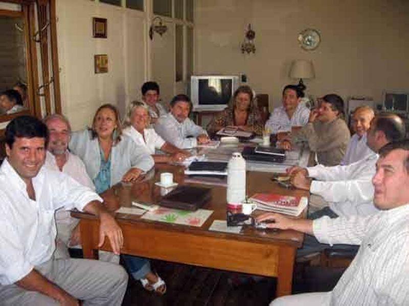 Subsidio personal de Auza para el funcionamiento del PJ local.