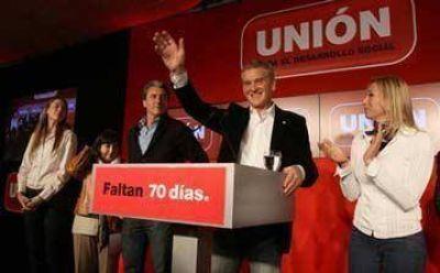 De Narváez rearma la Tercera para 2013 y no descarta un escenario con Scioli