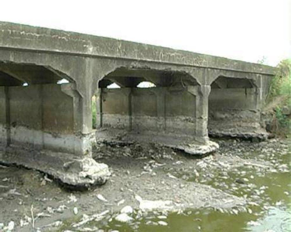 Puente dudoso.