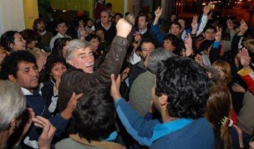 Río Negro: Soria quiere a Oscar Albrieu como candidato a diputado nacional ya que puede superar