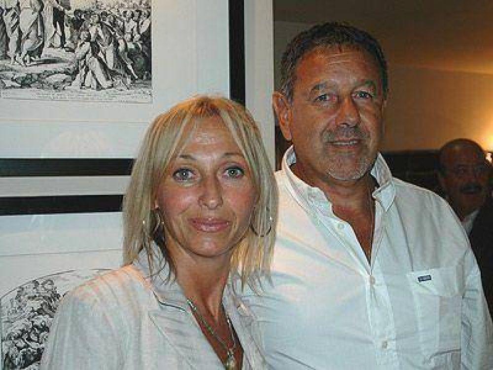 """Mónica Lopez admitió que trabaja """"para gobernar Avellaneda en 2011""""."""