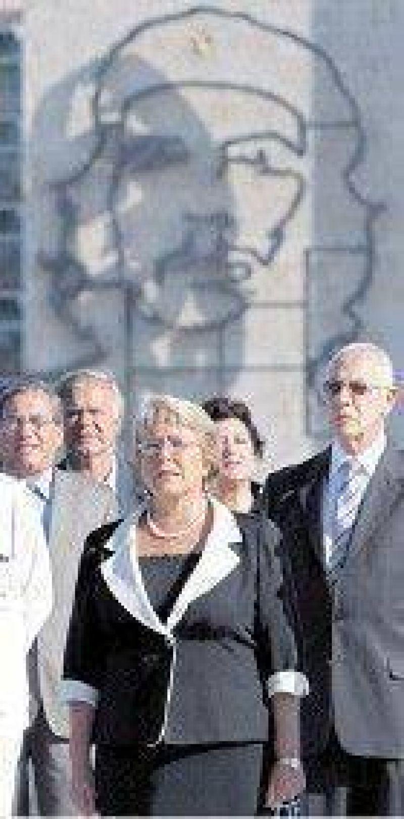 Cuba: crítica disidente a Bachelet