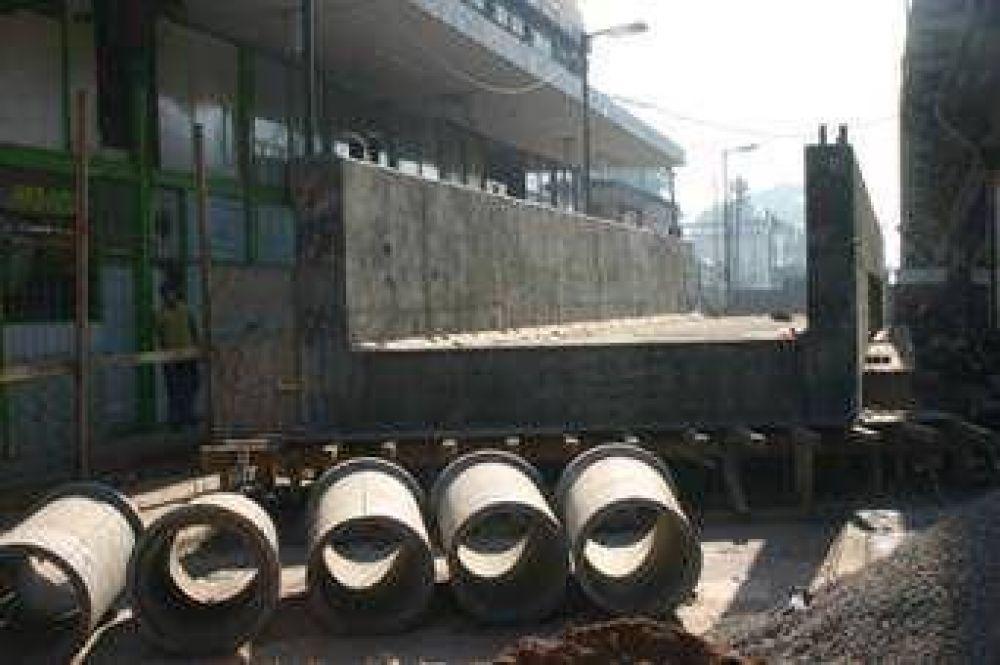 Octavo túnel en marcha en San Isidro.