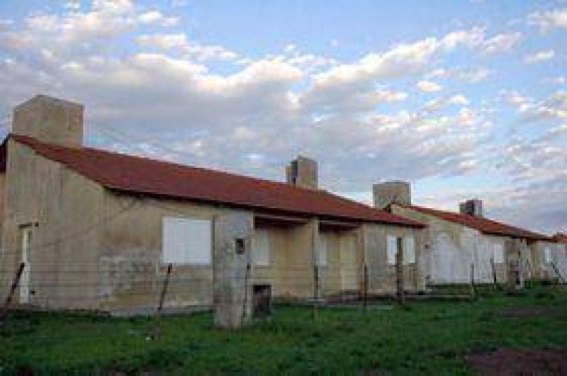 En abril se reanudar�a la construcci�n de viviendas del Barrio Bancarios