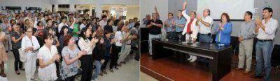 En el Día de la Memoria, el Partido Justicialista homenajeó a militantes detenidos y desaparecidos