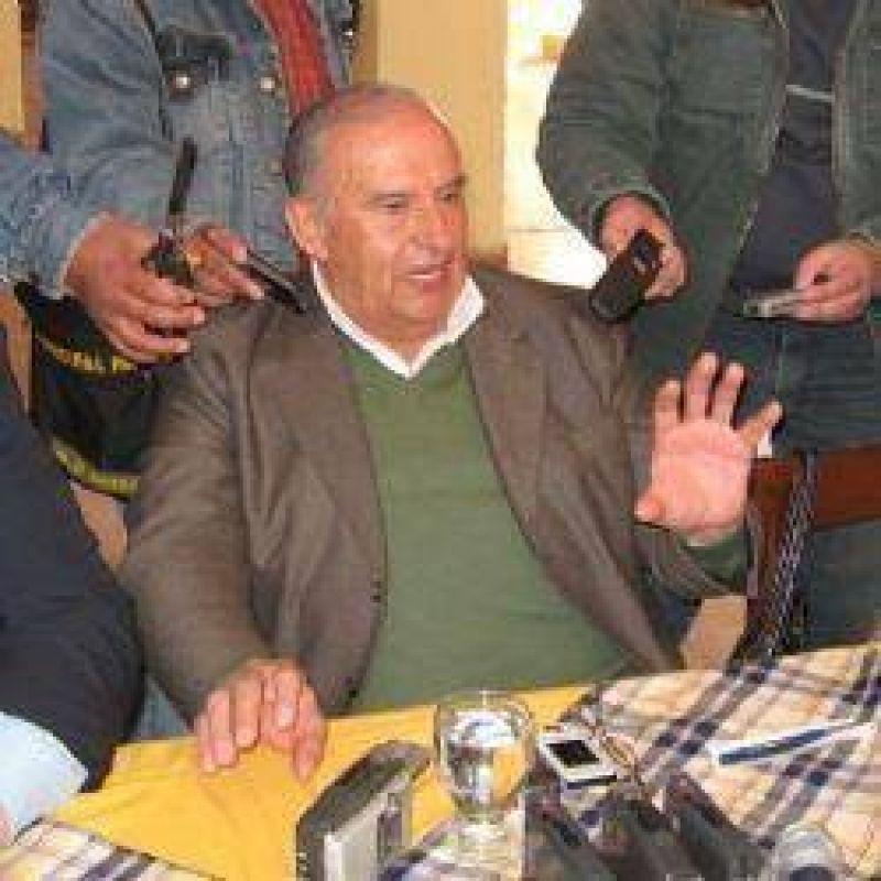 Fonzalida sería vicepresidente 1º del PJ y armador electoral