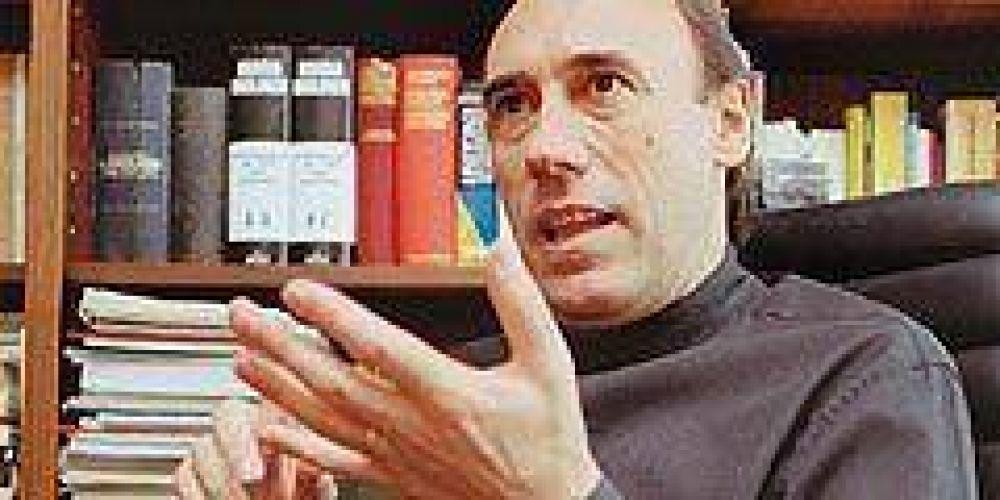 García Caffi, nuevo Director del Teatro Colón