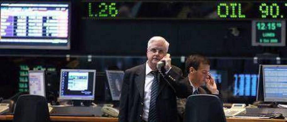 La Bolsa perdió casi todo lo ganado en febrero