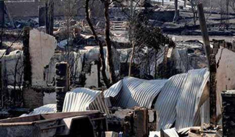 Australia: al menos un incendio fue intencional