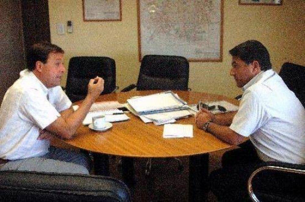 Weretilneck pidió a Rodríguez que cambien al jefe de Policía.