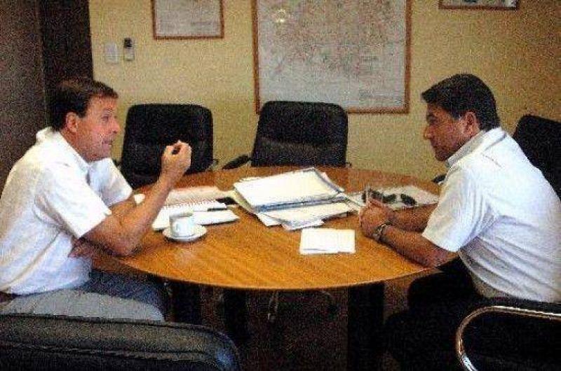 Weretilneck pidi� a Rodr�guez que cambien al jefe de Polic�a.