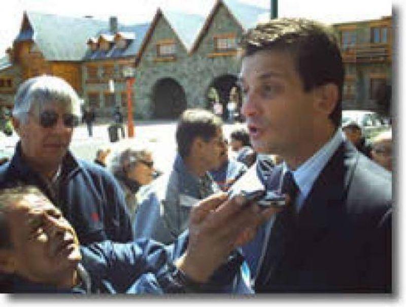 """Río Negro: """"Soria va a tener que ser vicegobernador de Pichetto"""", dijo Costa Brutten."""