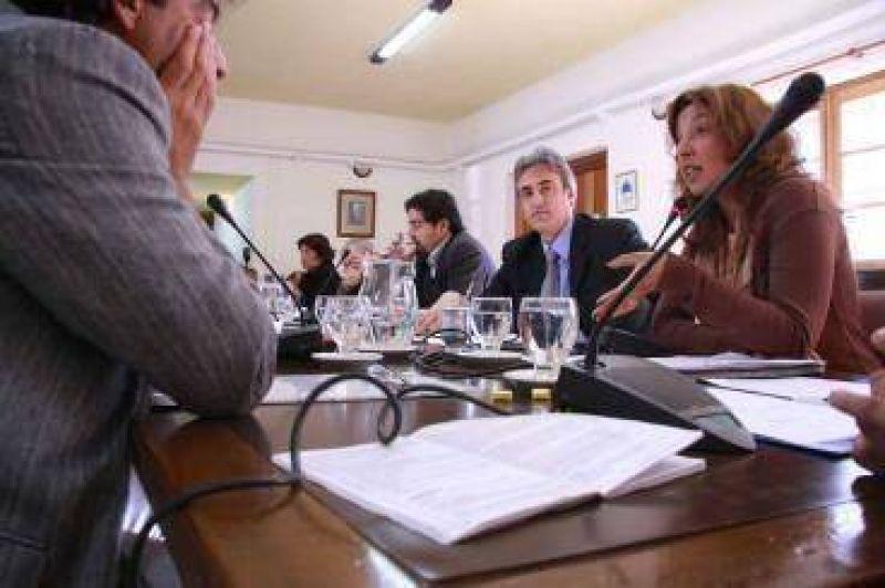 Rechazaron por unanimidad el veto de Cascón a la ordenanza de baños químicos.