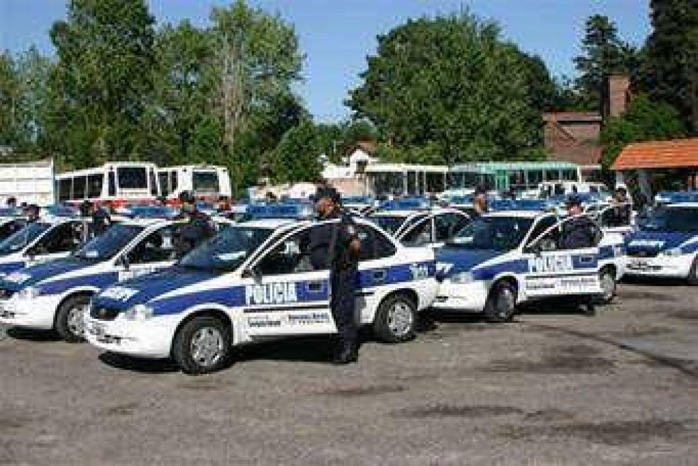 35 nuevos patrulleros para San Isidro.