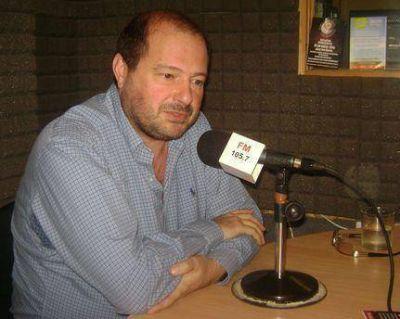 """Carusso: """"La gente se puso muy orgullosa de que San Martín tenga un representante en el Consejo de la Magistratura"""""""