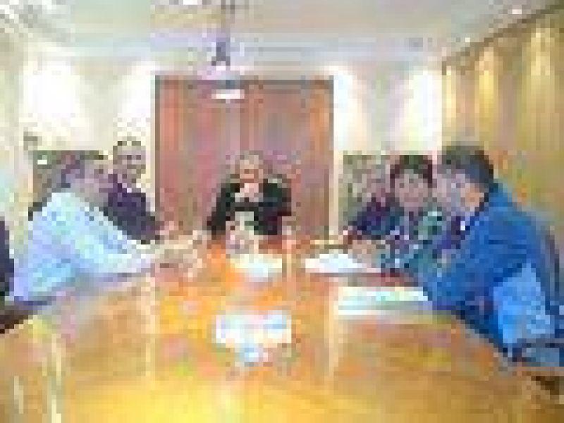 SPSE y Luz y Fuerza detallaron acciones conjuntas en obras energéticas.