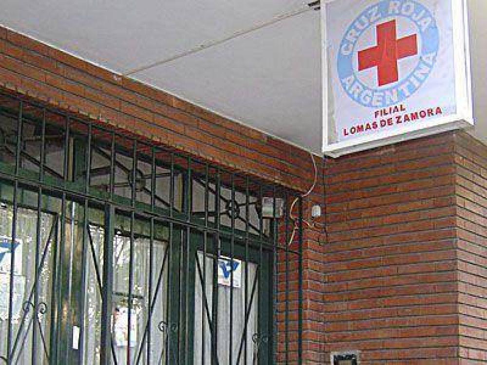 La Cruz Roja en Lomas se sumó a la asistencia para Tartagal.