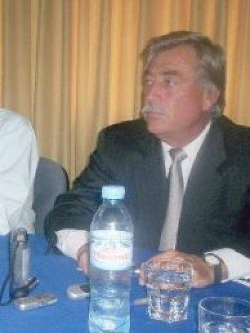 Río Negro: Soria afirmó que tuvo disposición para ayudar al gobierno de Saiz.