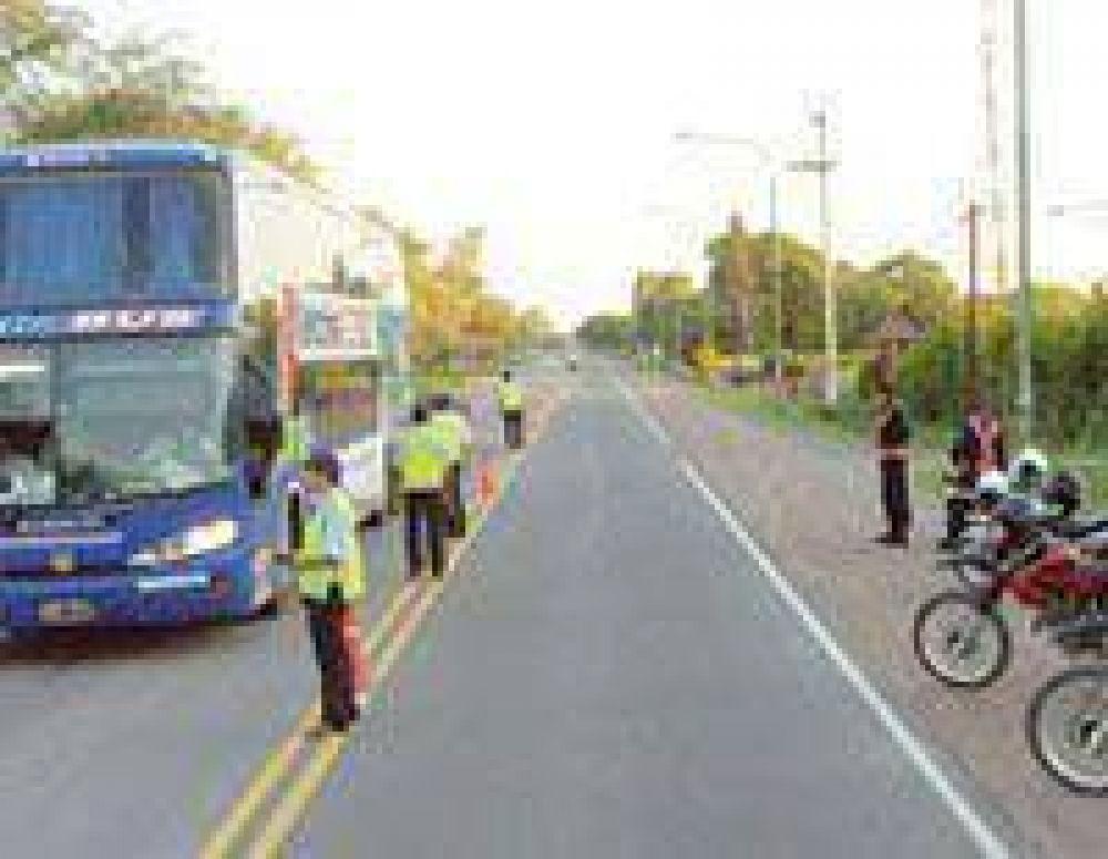 Buscan consenso sobre el tránsito en el anillo del Parque Municipal.