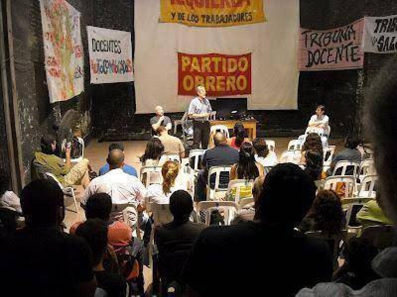 Debatieron sobre el rol de los gremios frente a la política salarial del Gobierno
