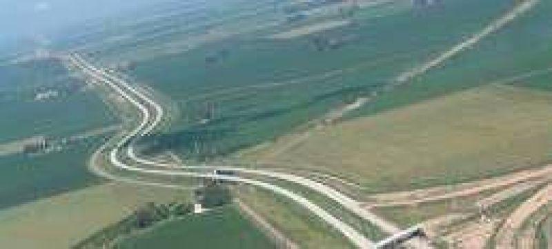 Confirman que el tramo santafesino de la autopista estar� para mayo