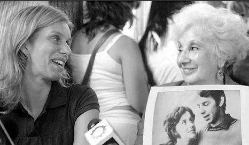 Las Abuelas hallaron a la nieta 97.