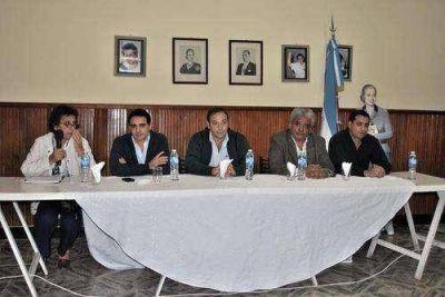 El diputado Rubén Ledesma visitó la ciudad